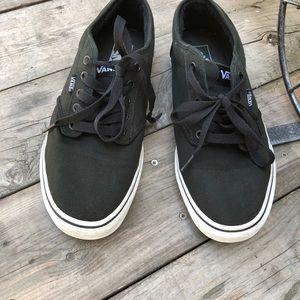 Vans Shoes - VANS BLACK SHOE